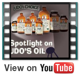 Link to YouTube clip overview of Udo's Oil