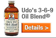 Udo's 3-6-9 Oil Blend