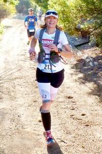 Bernadette Benson Running
